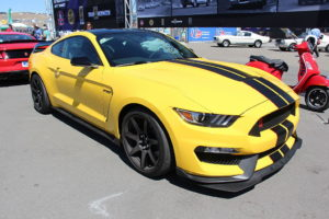 2015 Shelby Mustang GT350R