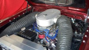 1964 Thunderbolt 427 High Riser Engine