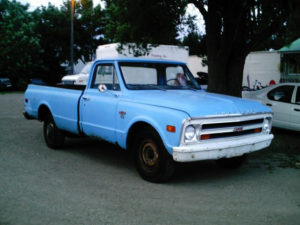 1968 Chevy Trucks
