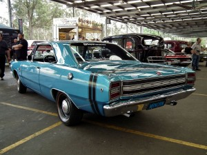 1968 Dodge Dart GTS Coupe