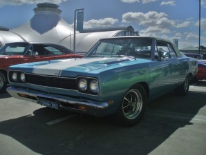 1968 Plymouth Road Runner Muscle Car