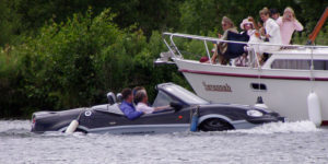 Gibbs Aquada Amphibious Car