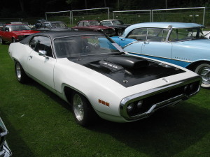 1971 Plymouth Road Runner