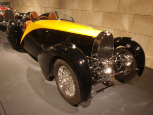 Antique Classics – Cars That Last: 1934 Bugatti Type 57 Roadster
