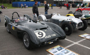 1955 Lotus Mk9 and Lotus 6