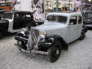 1934 Citroen Traction 7A