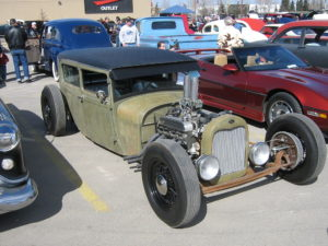 Caring for Leather Car Interiors: Ratrod