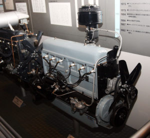1933 Chevrolet stovebolt six engine