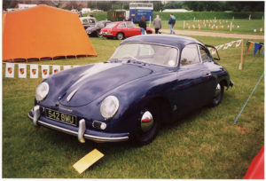 A Brief History Of Porsche: 1954 Porsche 356 1500 Super