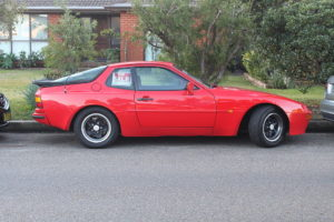 What Was The Porsche 944 All About?: 1984 Porsche 944 Coupe