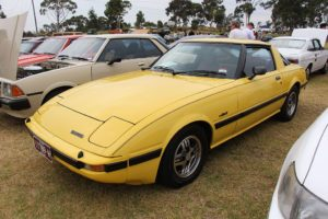 Mazda RX 7: Legendary, Mythical: 1982 Mazda RX-7