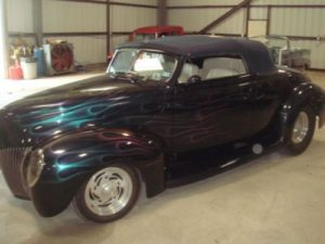 1939 Ford Roadster Convertible for Sale