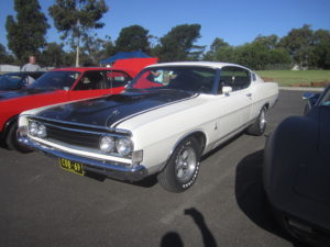1969 Ford Fairlane Cobra Jet